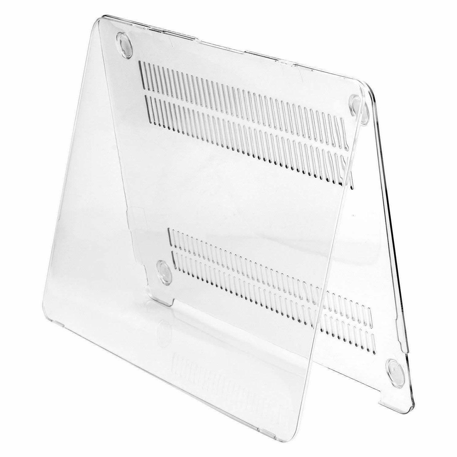 Hard Shell Case Cover Plastic Crystal Folio Cases