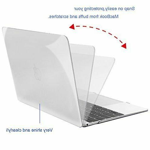 Hard Plastic Crystal Clear Cases Laptop Accessories