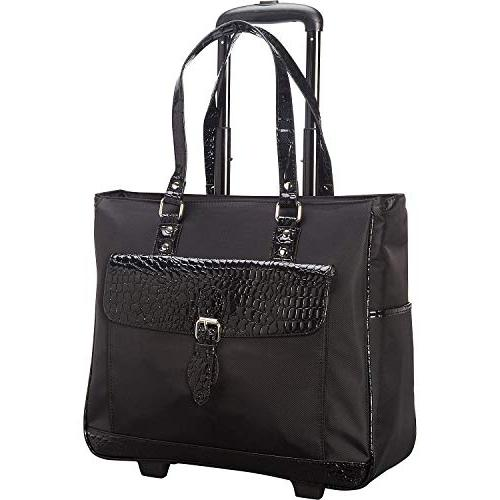 heritage travelware women carry wheeled