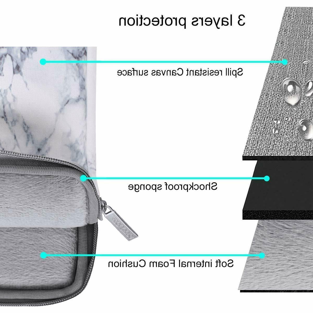Mosiso Horizontal Laptop Sleeve Bag Pro 13.3 2019
