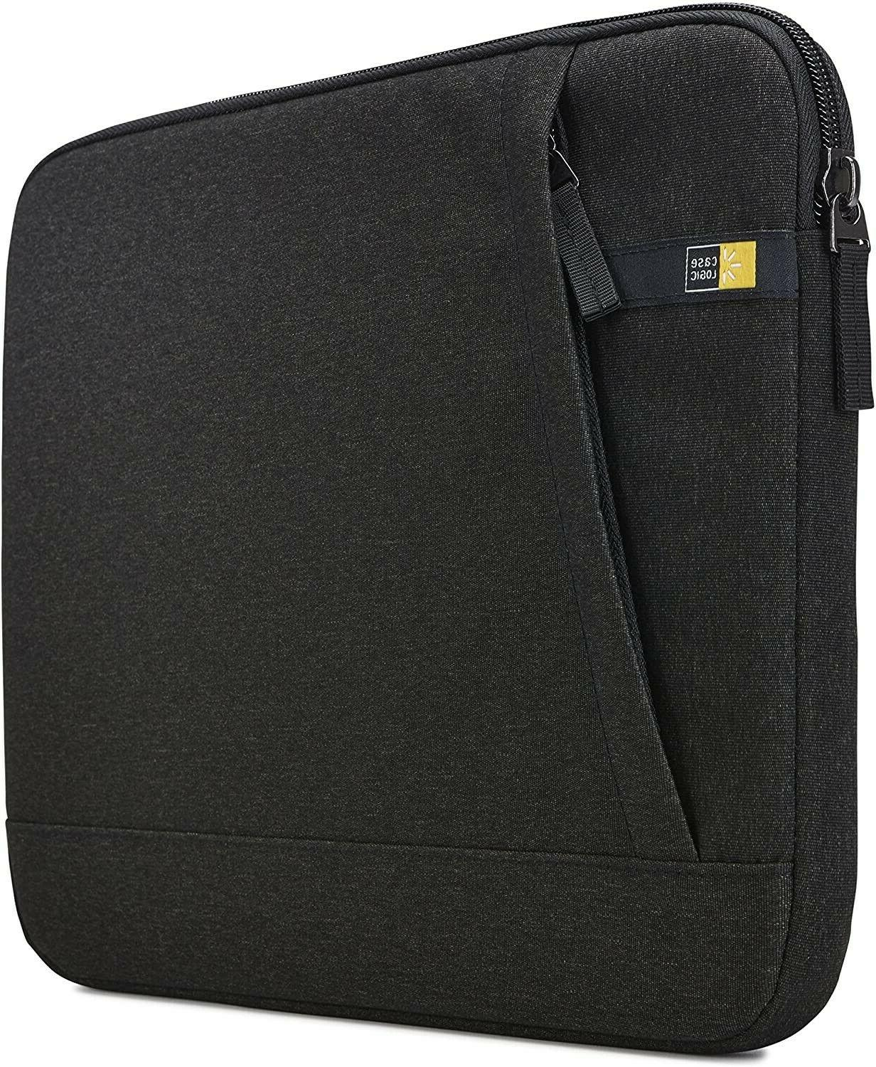 huxton13 3 laptop sleeve huxs 113blk black