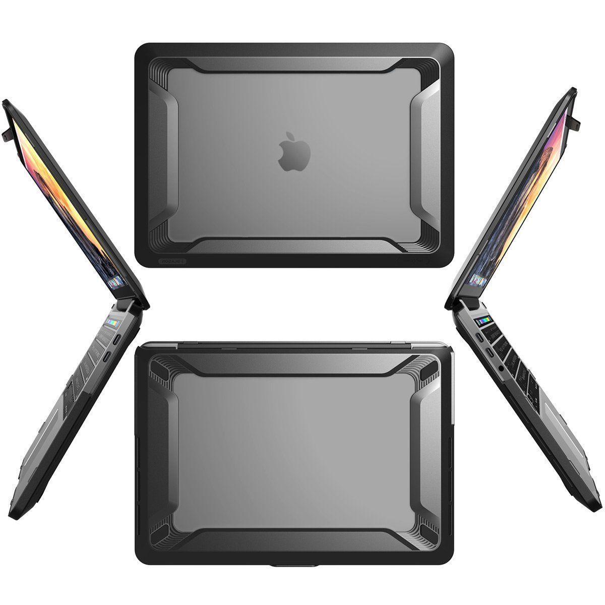 """i-Blason Macbook Pro 15"""" Case Slim Cover with TPU Bumper"""