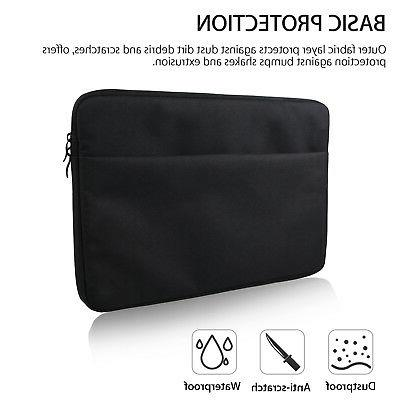 "15""-15.6"" Inch Sleeve Case Bags Cover for HP Dell Lenovo Acer"