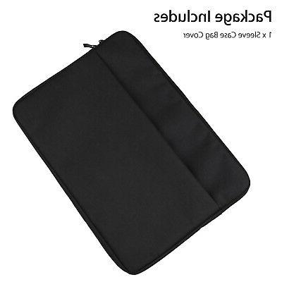"15""-15.6"" Laptop Sleeve Case Cover Dell Lenovo"