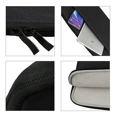 "15""-15.6"" Inch Soft Sleeve Case Cover HP Dell Lenovo"