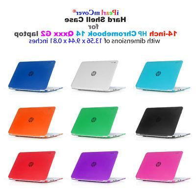 "iPearl mCover Hard Shell Case for 14"" HP Chromebook 14 G2 Se"