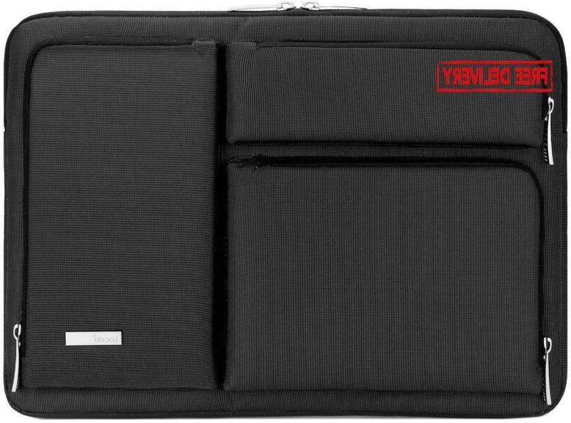 Lacdo 15 Inch Water Resistant Laptop Sleeve Case For 16-Inch