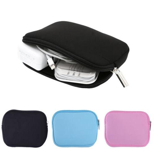 Laptop Accessories Sleeve Case Bag Pouch Storage Power Bag F