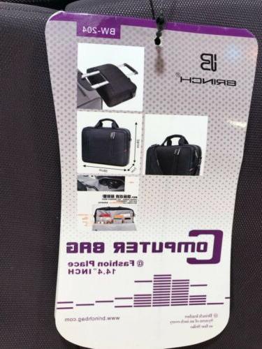 Laptop 14.4 Inch BRINCH Stylish Messenger Bag