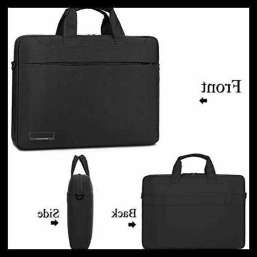 BRINCH Bag Lightweight Slim Briefc
