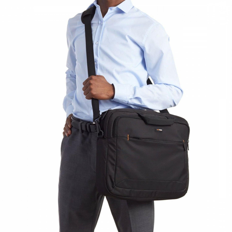 Laptop Case 17.3 17 15.6 Inch Notebook Tablet Shoulder Briefcase