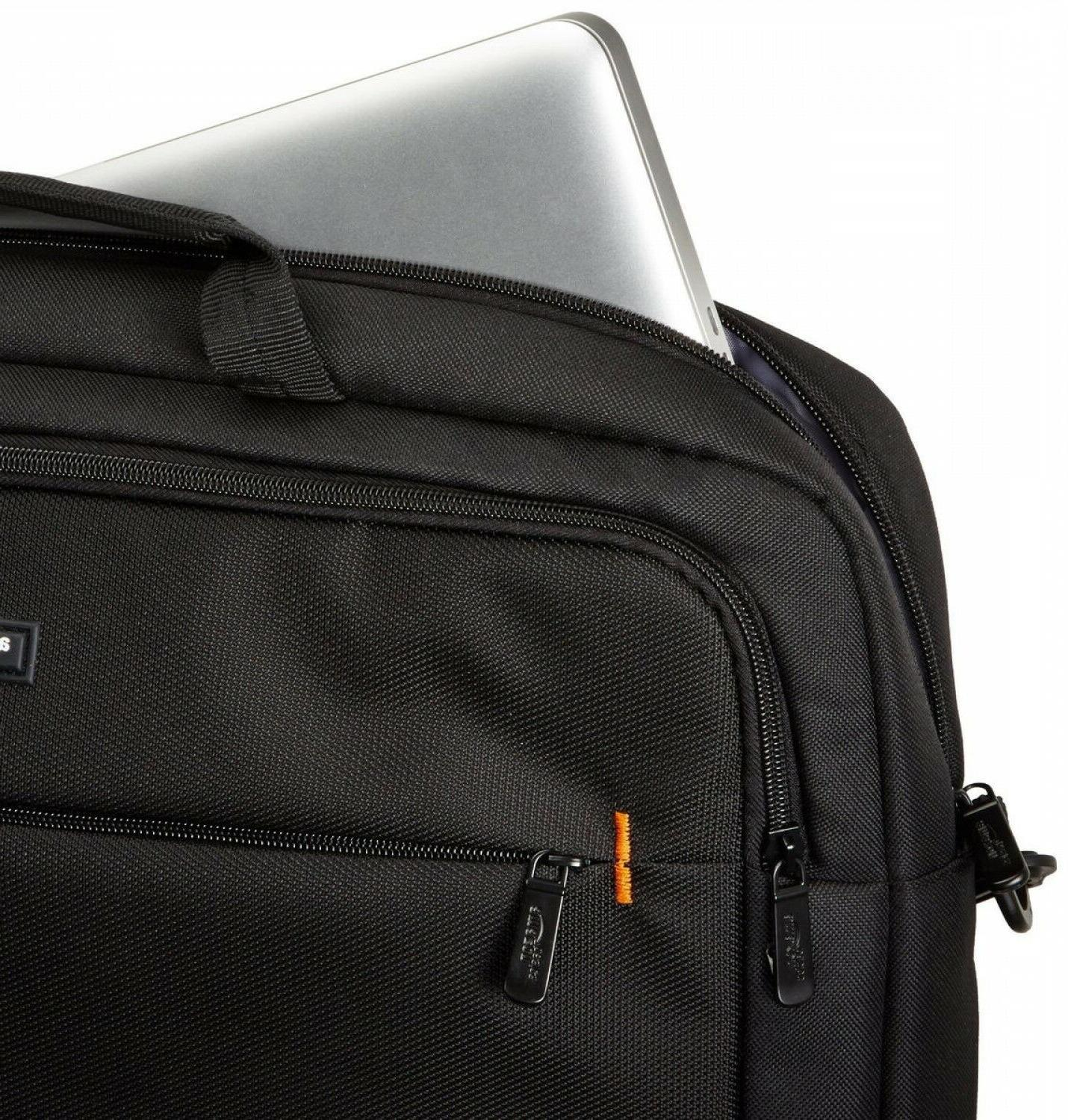 Laptop Bag Case 17 16 15.6 Inch Notebook Carrying Briefcase