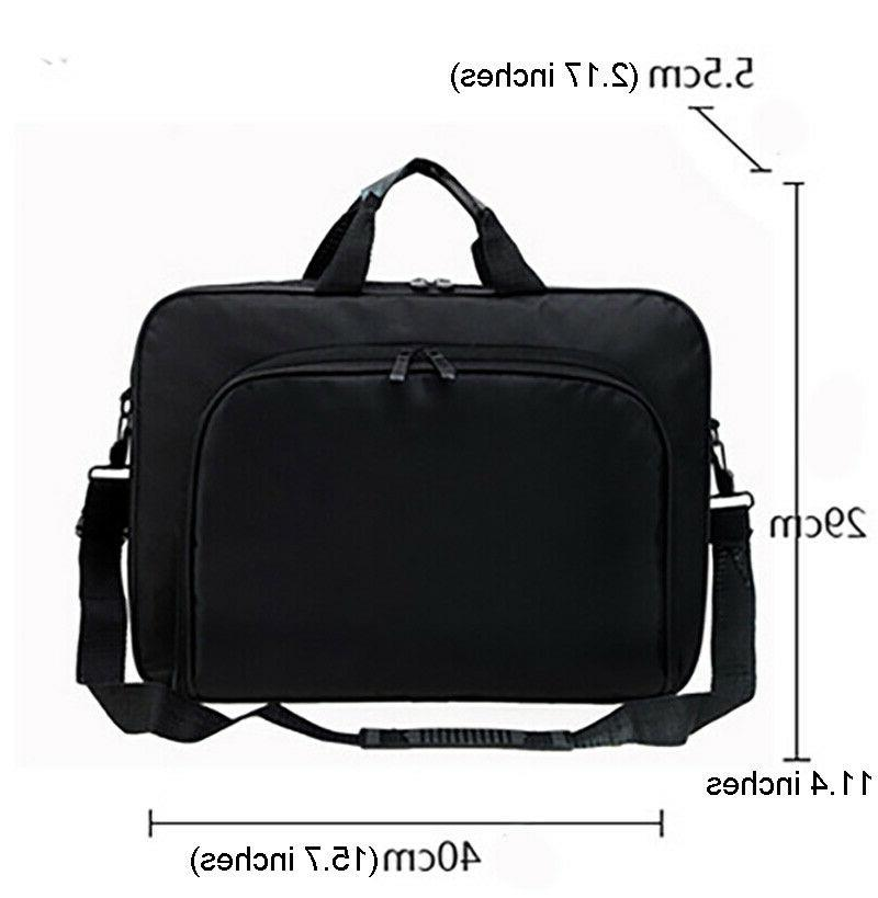 Laptop Case With Shoulder Strap For inch HP Lenovo Mac