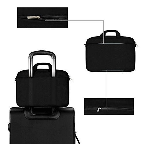 ARVOK 15-16 Inch Laptop Bag Briefcase Water-Resistant Sleek with and Carrying