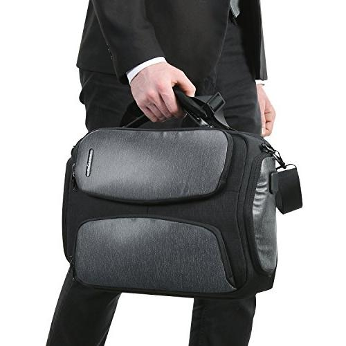 Lifewit Inch Bag Resistant Briefcase with Charging Port Business Computer/Notebook