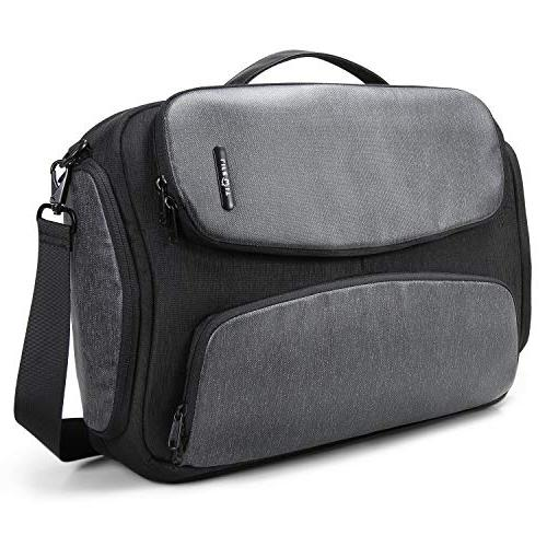 laptop bag water resistant briefcase