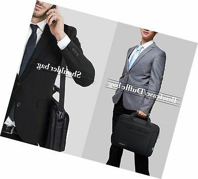 Laptop Bag 15.6 Inch Briefcase Tablet PC Messenger Shoulder
