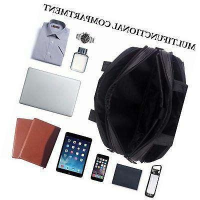 Laptop Briefcase Computer Tablet PC Messenger Strap