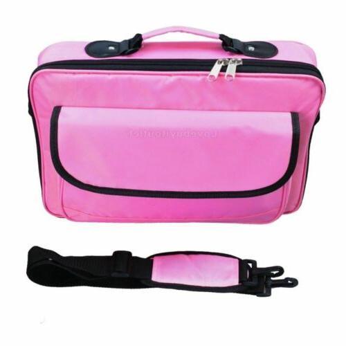 """Laptop Case 18"""" 18.4"""" Shoulder Messenger Bag Tablet/MacBook Pink"""