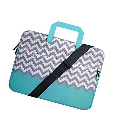 Laptop Case 17.3 inch, HESTECH Laptop Shoulder Bag for Women