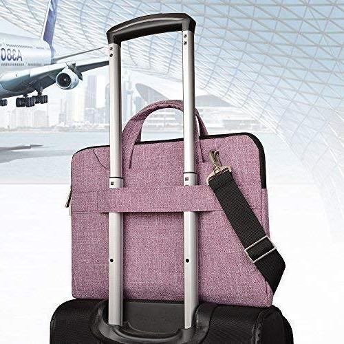 Qishare Laptop Case, Strap for Chromebook HP Asus Dell Lenovo
