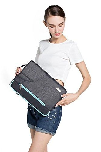 Laptop Mosiso Polyester 13-13.3 Inch Notebook Computer / MacBook Air Pro / / / Samsung Lenovo / / Acer / ASUS Shoulder Case Briefcase Handbag,