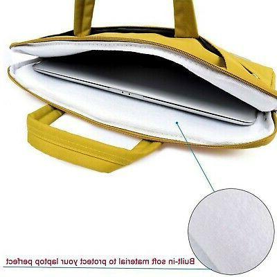 CROMI Case, Laptop Shoulder Bag, Simplicity Briefcase New