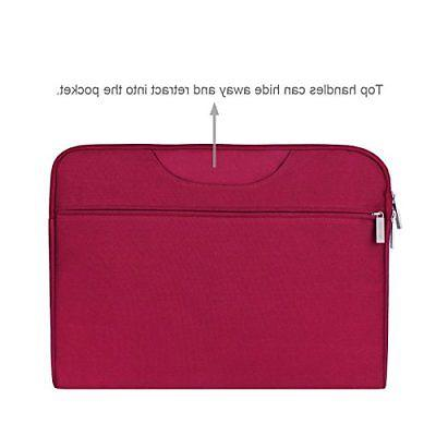 Arvok laptop case red 16 inches bag laptop