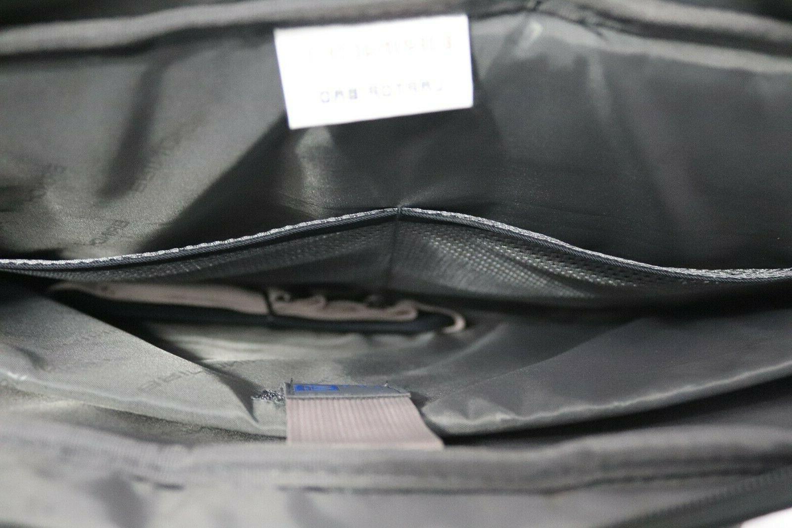 Brinch Laptop Computer Messenger Shoulder Bag up