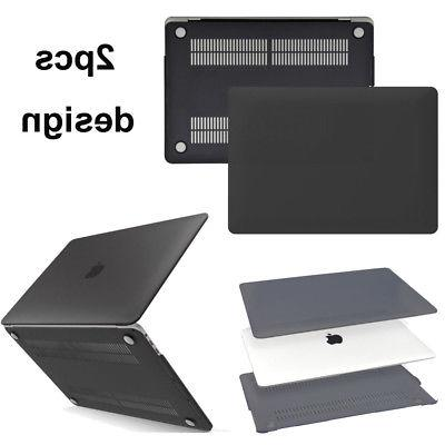 Matte Shell Cover for Apple Laptop Pro inch -2018