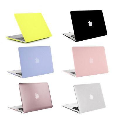 matte shell cover case for apple macbook
