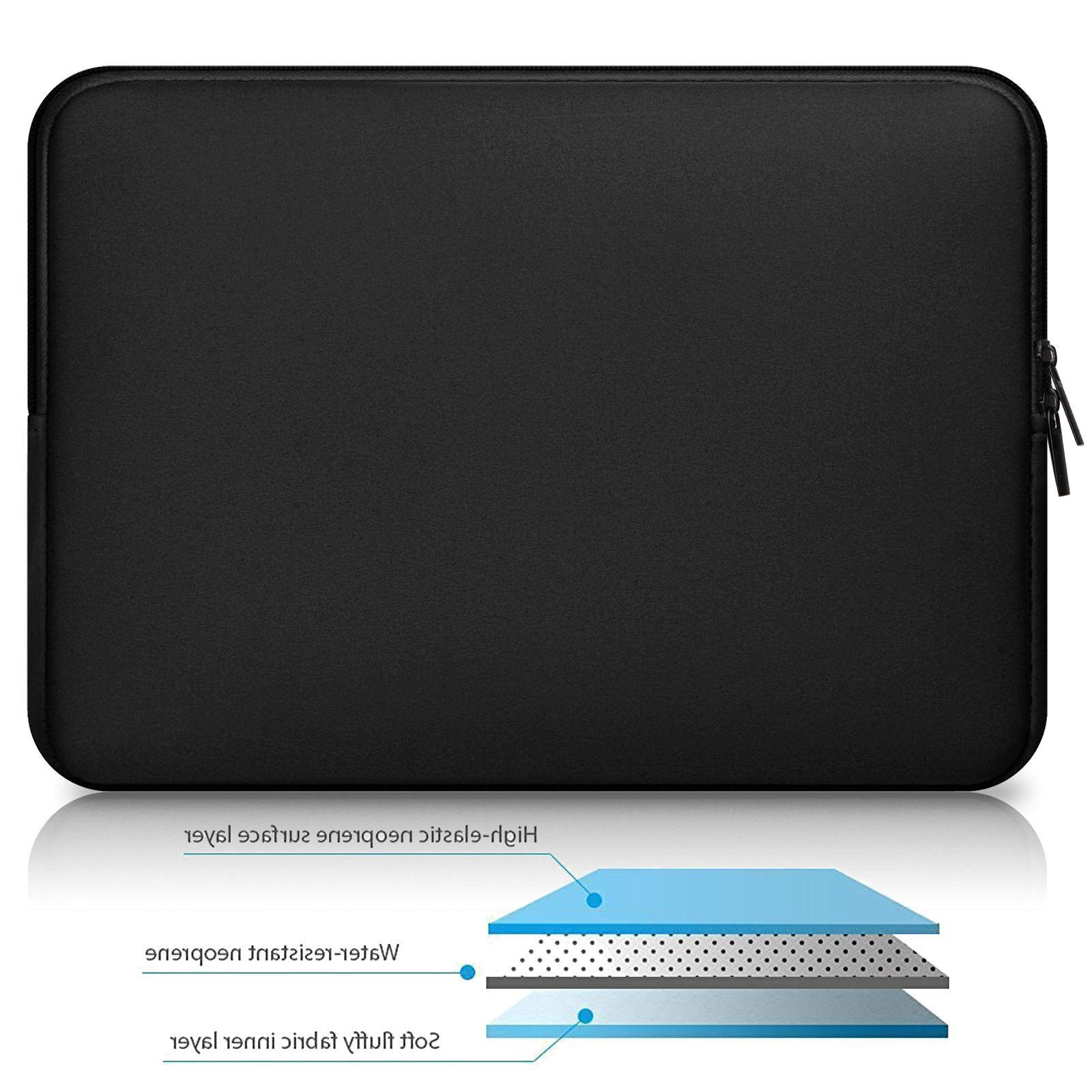 Laptop Notebook Sleeve Bag New MacBook Pro with Touch