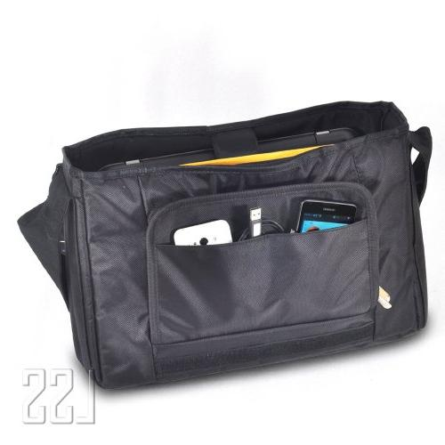 """LSS 17-17.3"""" Compartment Shoulder with Colorful Carrying Case 17"""" 17.3"""" & Smaller Size"""