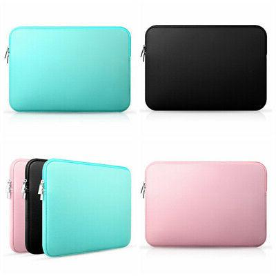 "Laptop Notebook Sleeve Case Bag For Air/Pro 11""/13""/15""/15.6"" PC-"