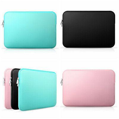 Universal Laptop Sleeve Case Bags Neoprene- Notebook Pouch C