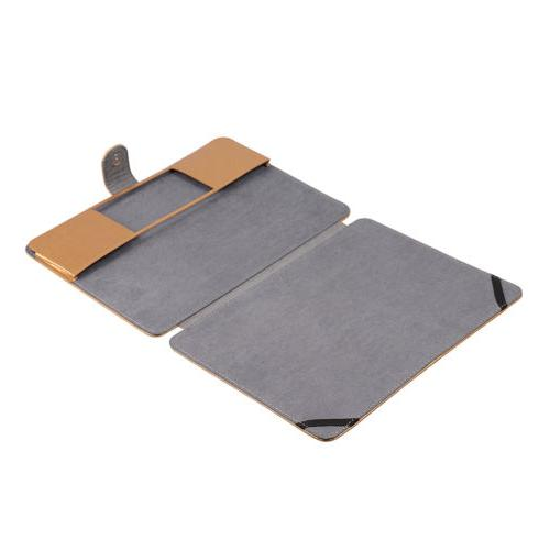 """Laptop Leather Case Cover for MacBook 11""""12""""13""""15"""