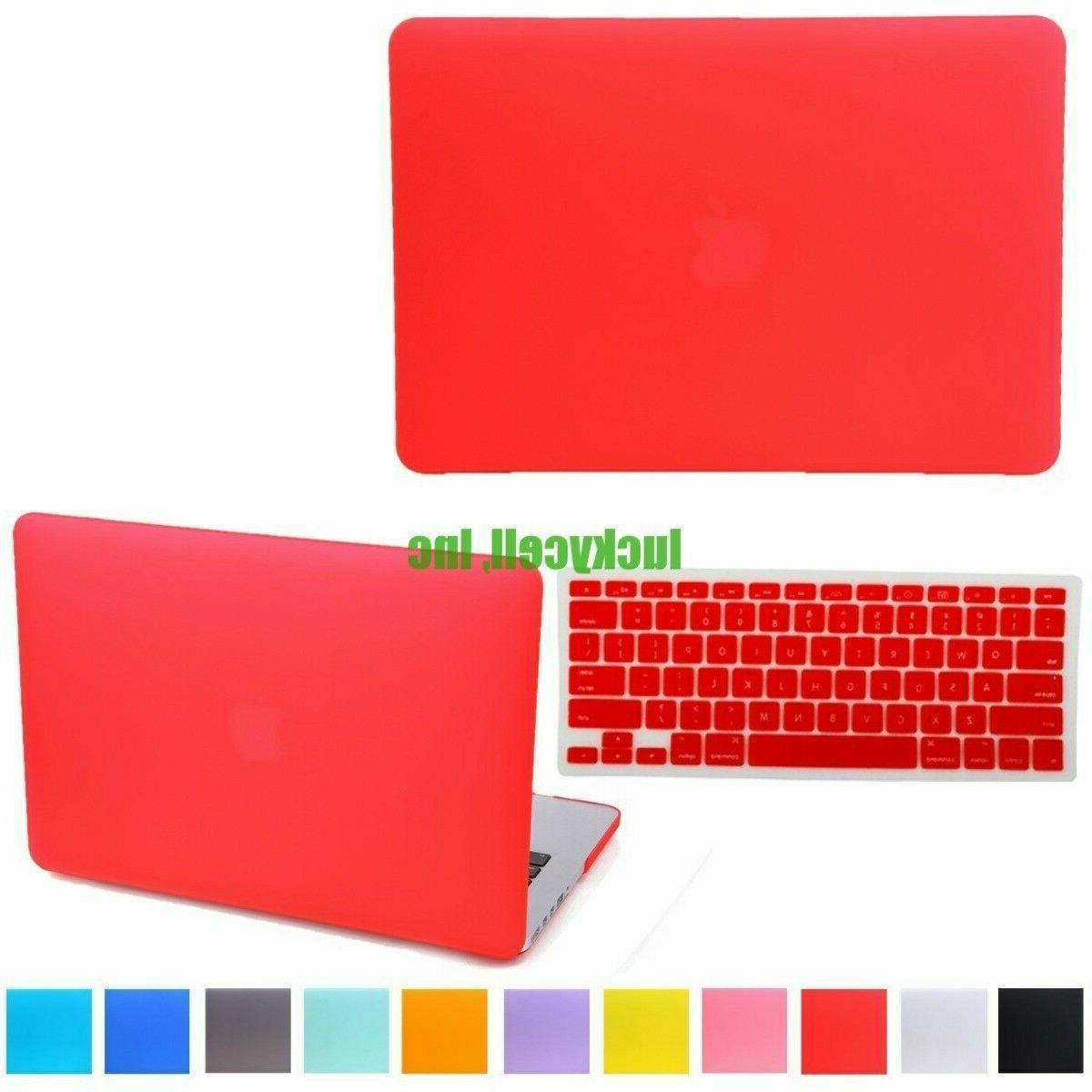 Laptop Rubberized Hard Air/Pro/Retina 13""