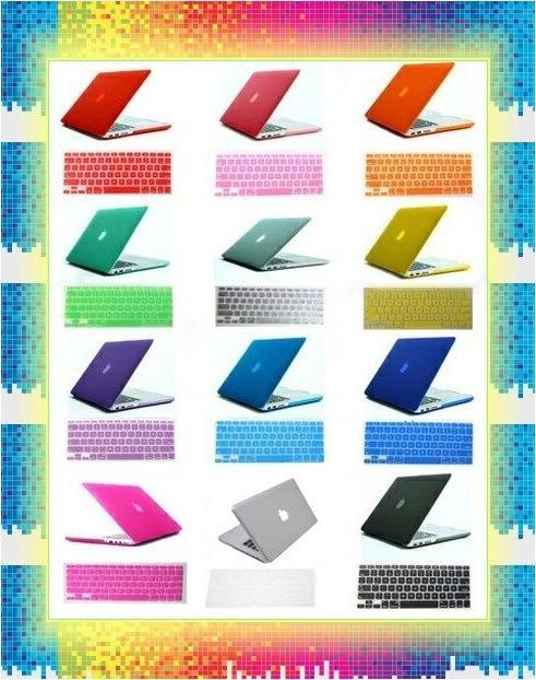 Laptop Mac Hard Plastic Sleeve Case for inch