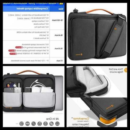 "Laptop Shoulder Bag 13.3"" MacBook Air Pro Travel Sleeve Note"