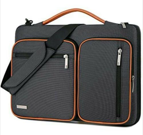 Lacdo Laptop Shoulder Bag, 15 - 15.6 inch laptops and tablet
