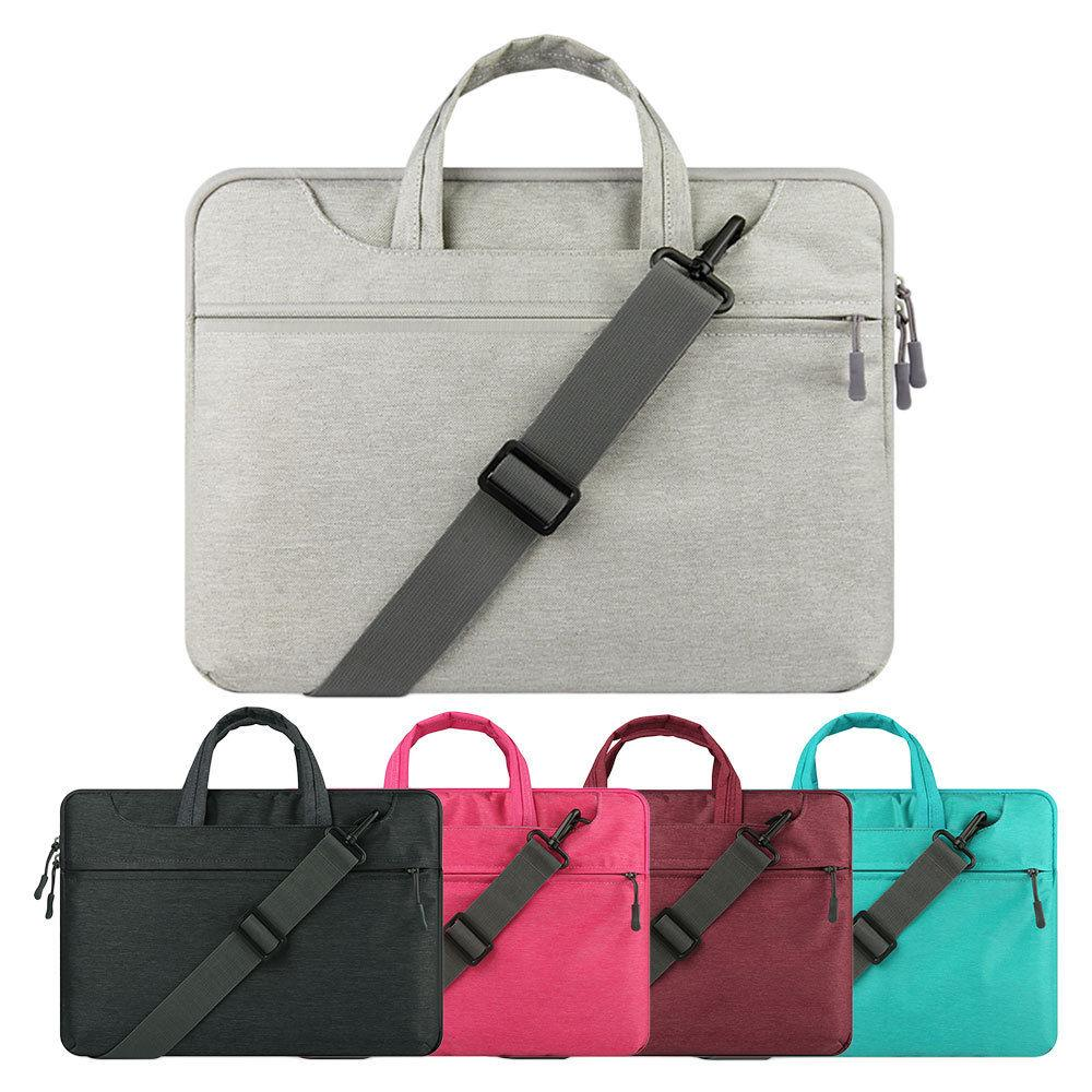 "Laptop Bag 15.6 Shoulder Messager Carry Case For 12"" 14"" 15"""