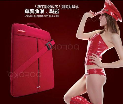 "Laptop Bag Carry Case For 13.3"" Laptop Tablet"