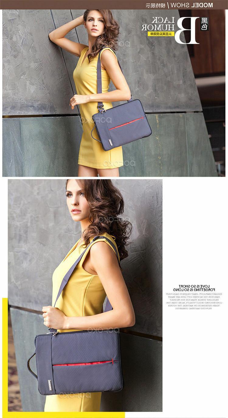 """Laptop Shoulder Bag Case Cover For 13.3"""" 15.6"""" Laptop"""