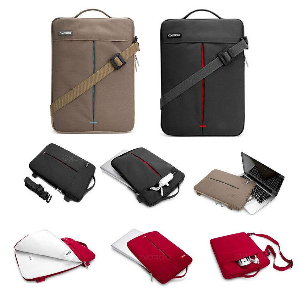 laptop shoulder bag carry case cover