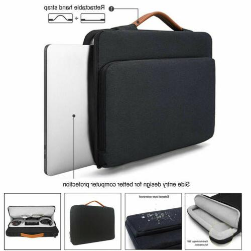 13.3-14'' Universal Nylon Laptop Case Bag Cover Sleeve Pouch