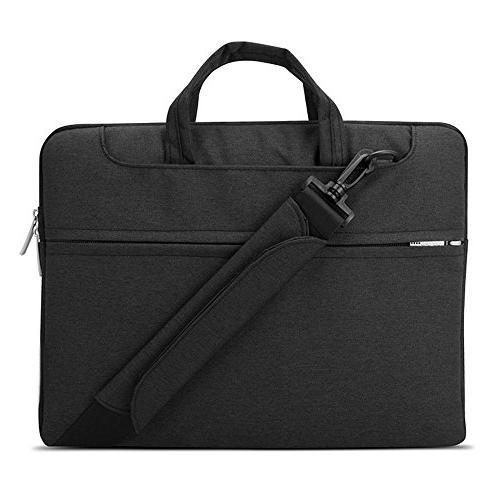 Lacdo Waterproof Fabric Shoulder Notebook Case Macbook Pro 15.4-inch 2012-2015 / Protective Ultrabook ASUS Lenovo