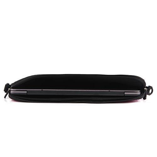 """15.6-Inch Laptop Shoulder Bag Sleeve for 14"""" inch MacBook/Notebook/Ultrabook/Chromebook, Mermaid"""