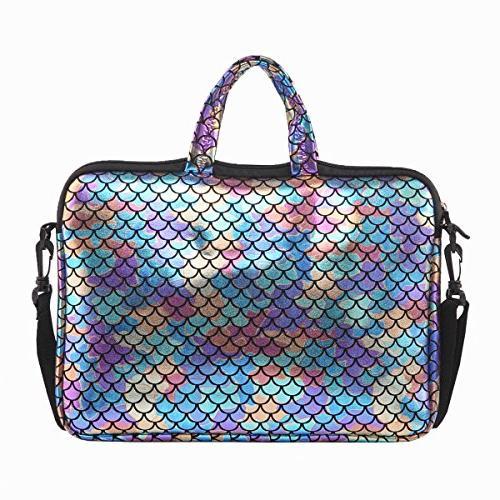 """Bag Sleeve 14"""" MacBook/Notebook/Ultrabook/Chromebook, Mermaid"""