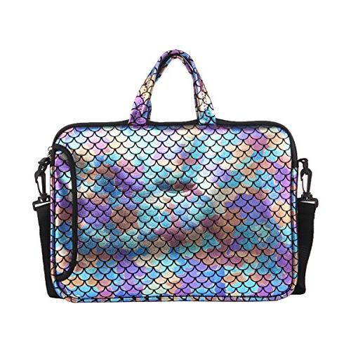 laptop shoulder carrying bag case