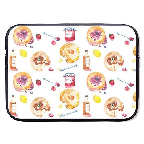 laptop sleeve bag strawberry jam